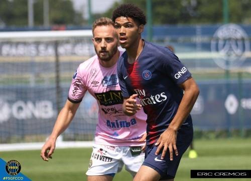 [Formation] Alexandre Fressange signe un contrat pro de 3 ans avec le PSG (officiel)