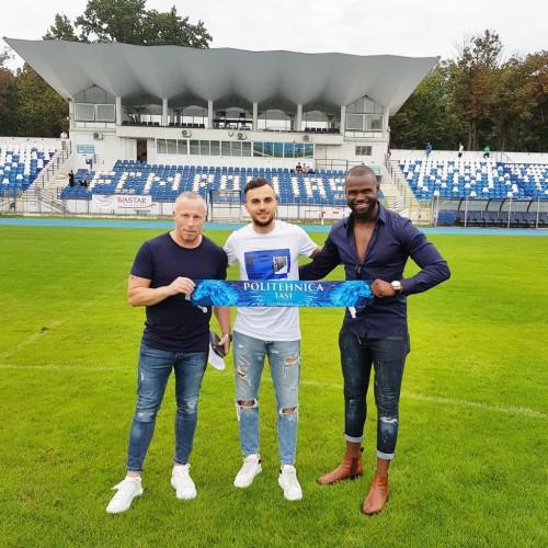 [Mercato] Martin Mimoun (Paris FC/L2) signe en Roumanie !