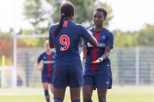 [10J-U19F] Stade de Reims (5) – PSG (1) 0-9 (0-1) « Vivement 2019 ! »