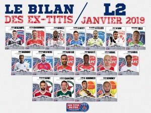 BILAN EX TITIS L2 JANVIER 2019