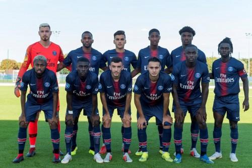 [Titis-Express/20J-N2] Le groupe et toutes les infos pour PSG B (10) – C'Chartres Football (1)
