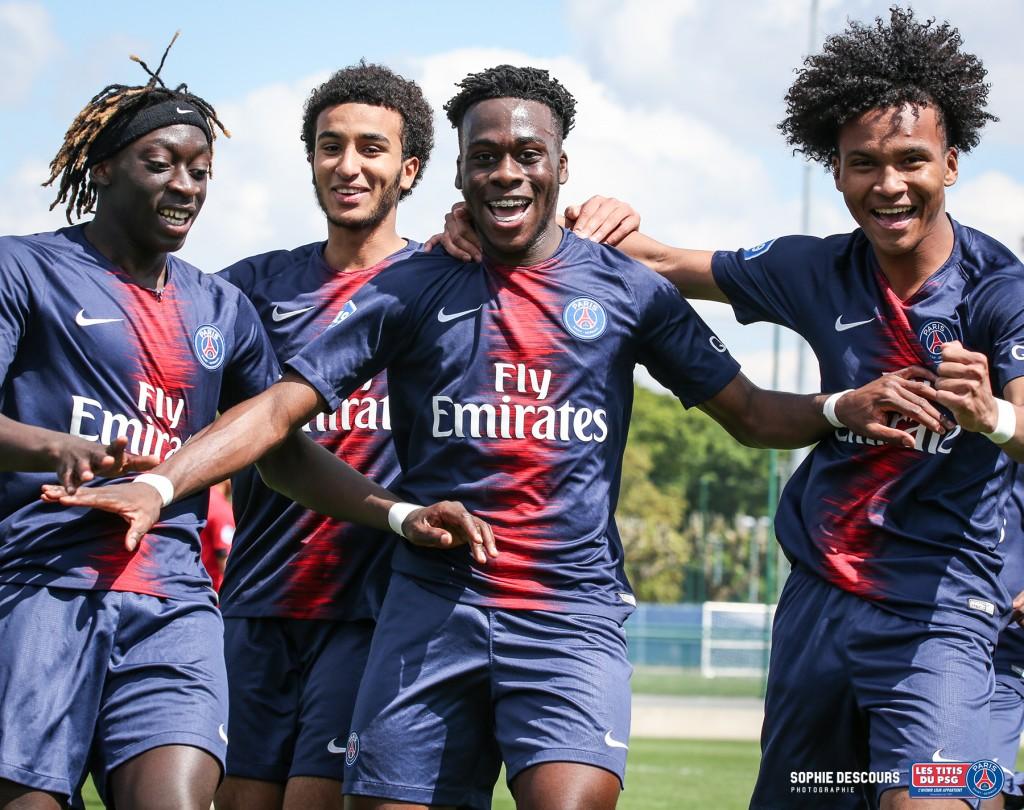 CR U19 PSG vs BOULOGNE 12 05 2019 - 01