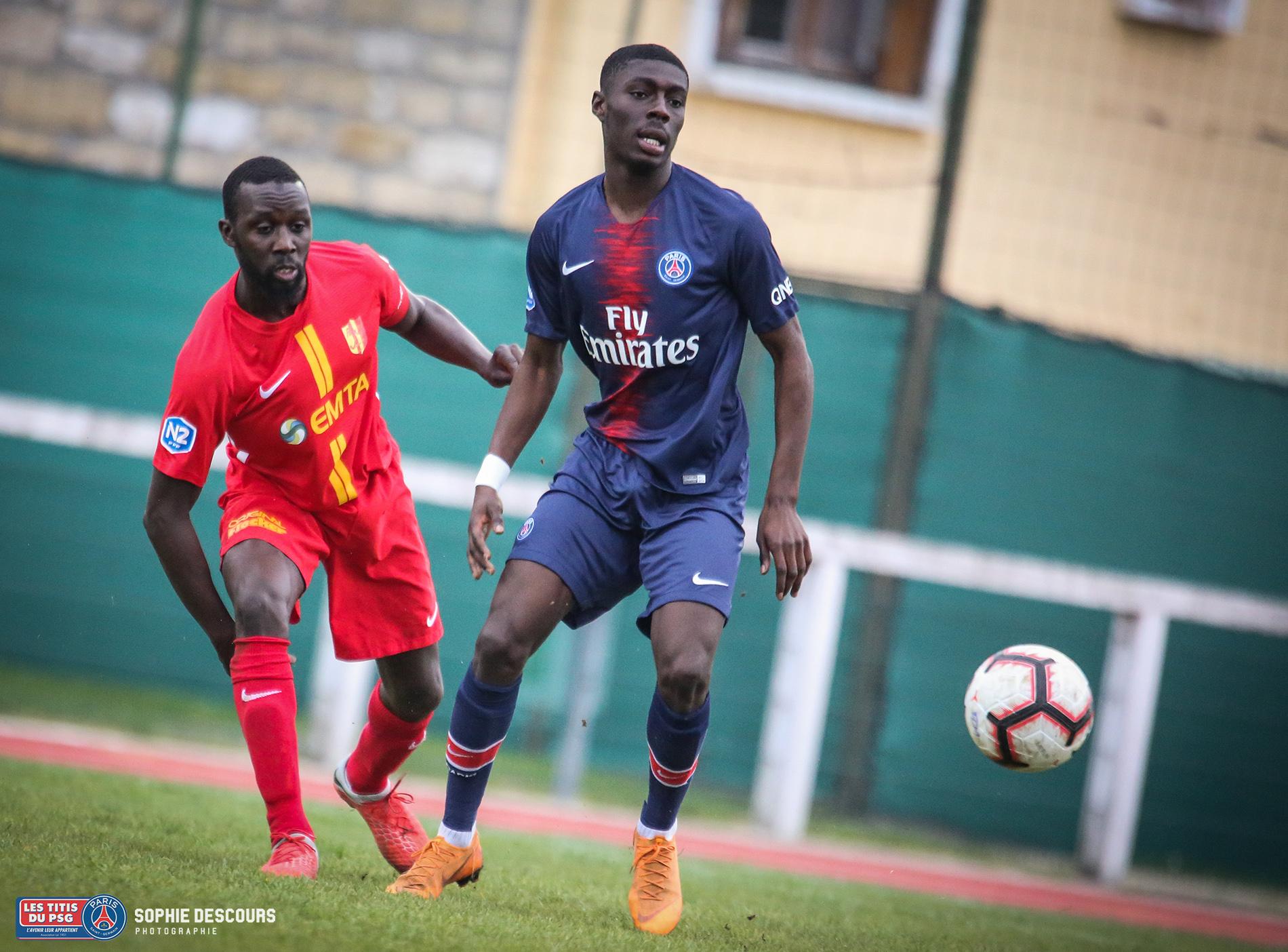 Emmanuel Attah attaquant N2