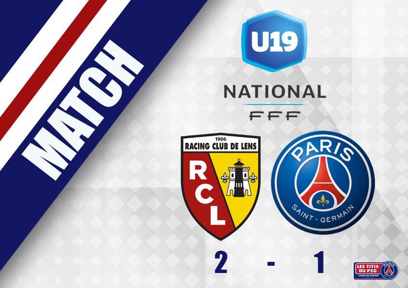 Calendrier Match Lens.9j U19 Rc Lens 6 Psg 3 2 1 0 0 Les Titis Du Psg