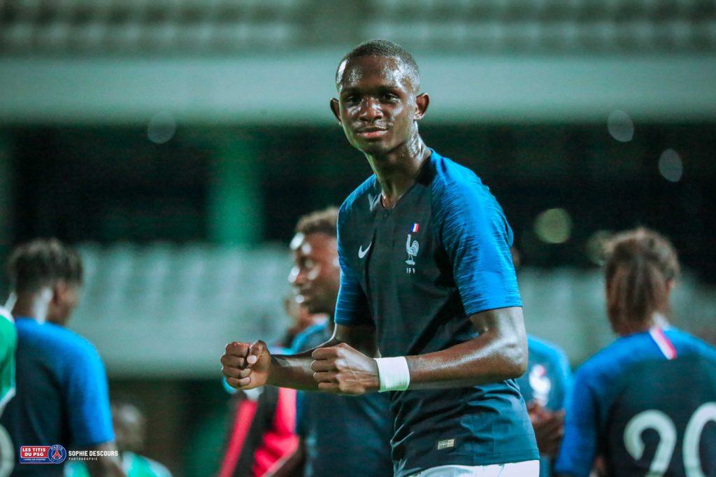"Mondial-U17] Tanguy Nianzou Kouassi : ""Ramener la coupe à la ..."