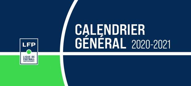 Calendrier Ligue 2 2021 2022 News Pros] Le calendrier 2020/2021 dévoilé intégralement !   Les