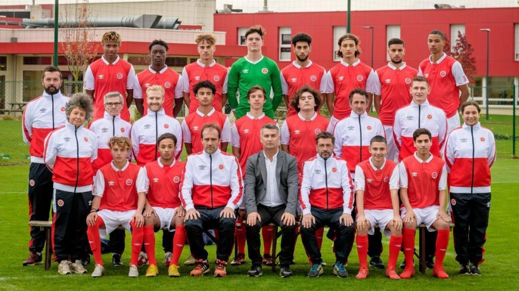 Gambardella U18 C Est Officiel Les Titis Affronteront Le Stade