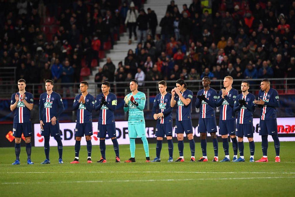CDF-1/4F] Dijon FCO - PSG 1-6 (1-2) - Les Titis du PSG