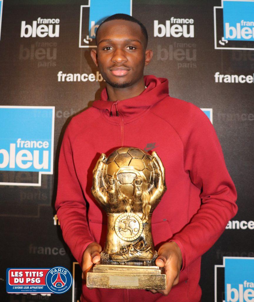 "Titi d'Or 2019] Tanguy Nianzou Kouassi : ""J'ai encore beaucoup à ..."