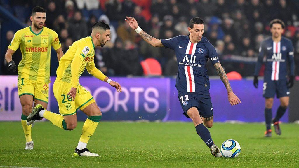 23J-L1] Revivez la victoire du PSG à Nantes (2-1) - Les Titis du PSG