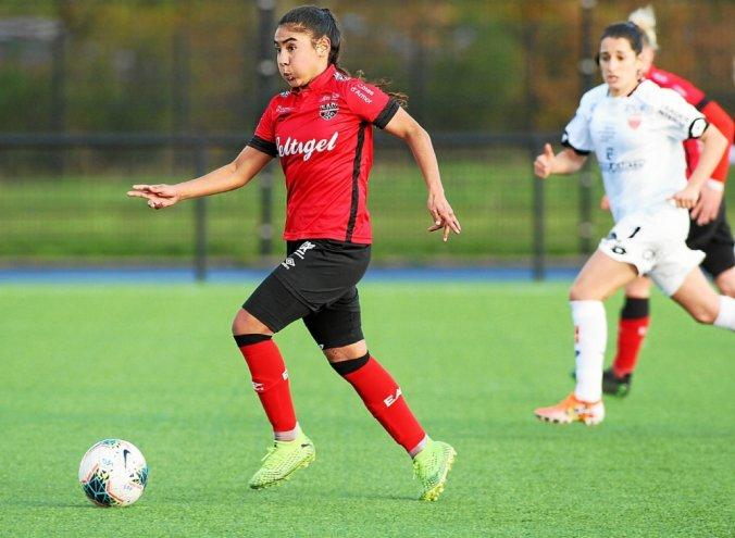 News-Anciens] Sana Daoudi (EA Guingamp/D1F) : « Le PSG restera ...