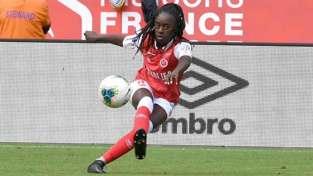 Mercato D1f Benedicte Simon Stade De Reims Signe Au Psg Les