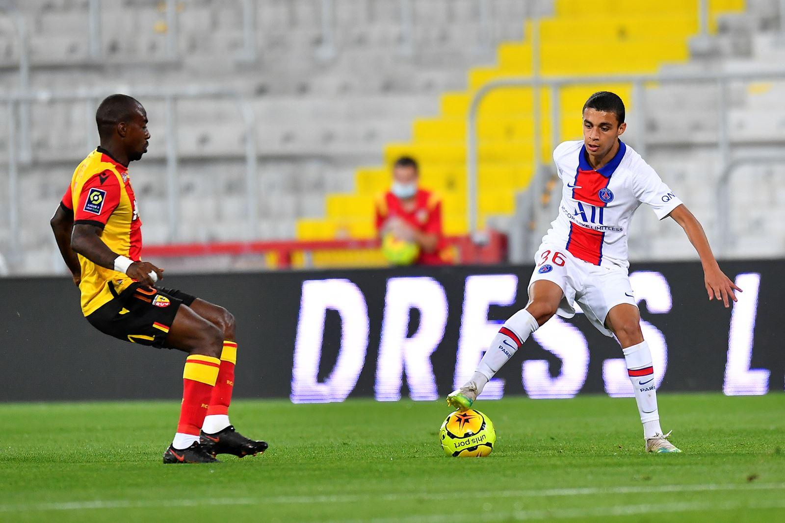 2J-L1] Le match de Kays Ruiz-Atil à la loupe - Les Titis du PSG